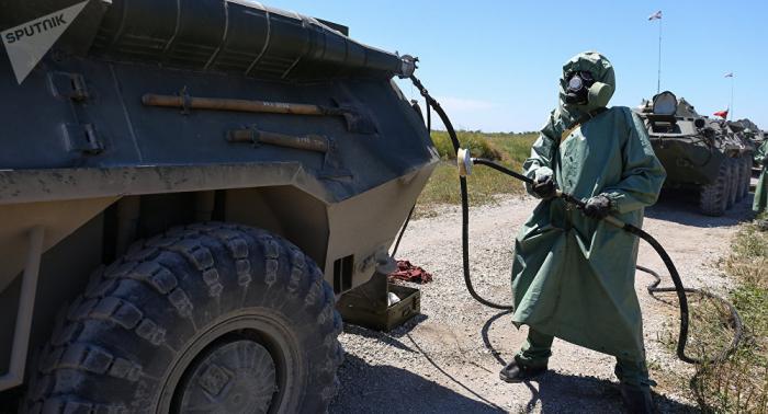 FSB-Chef warnt: Terroristen können Chemiewaffen herstellen und diese mittels Drohnen einsetzen