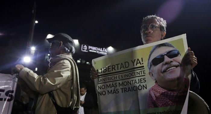 La Corte Suprema de Justicia de Colombia deberá decidir jurisdicción en caso de