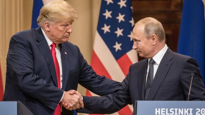 Putin, Trump may discuss European energy security at G20 summit