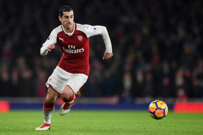 UEFA Organizing Committee talks Arsenal FC player Mkhitaryan's refusal to come to Baku