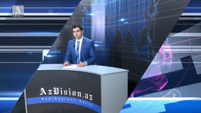 AzVision TV publica nueva edición de noticias en alemán para el 21 de mayo-  Video