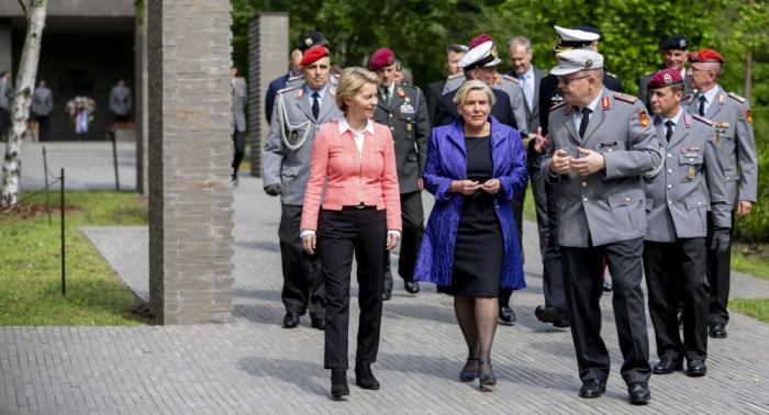 Deutschland und Niederlande bauen Militärkooperation aus