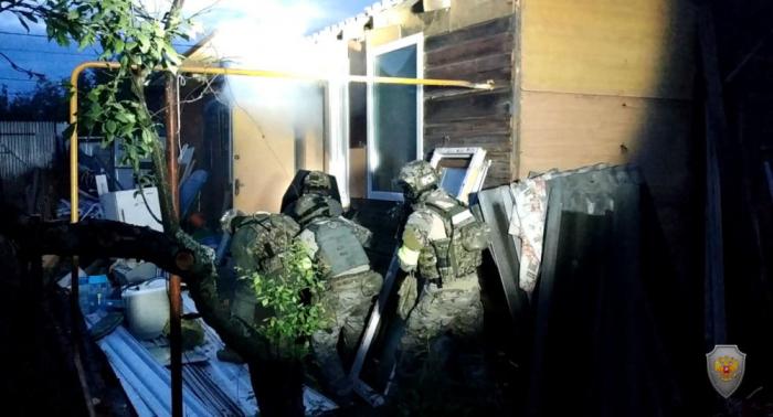 Terroranschlag vereitelt: Kämpfer in Zentralrussland eliminiert