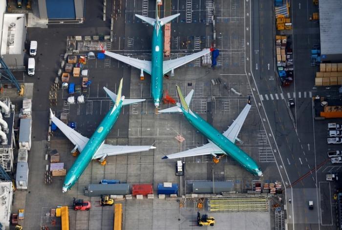 Las tres mayores aerolíneas chinas pidieron compensaciones a Boeing por los 737 MAX