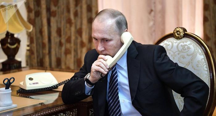 Putin telefoniert mit Merkel und Macron – Das stand auf Agenda