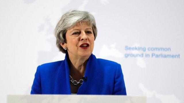 Deutsche Politiker sehen Mays Brexit-Vorstoß skeptisch