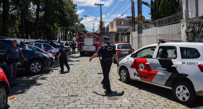 Brasilien: Schießerei in einer Kirche, drei Tote