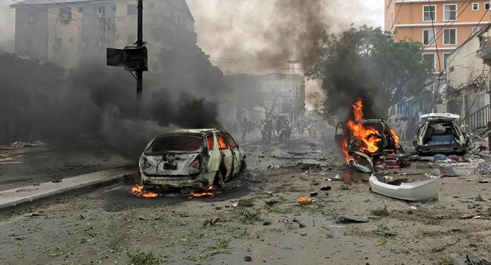 Un coche bomba explota cerca del palacio presidencial en la capital de Somalia