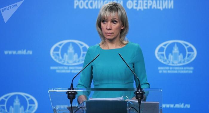 Russland aus UN-Sicherheitsrat ausschließen? Sacharowa nimmt Stellung zu Vorschlag aus Ukraine