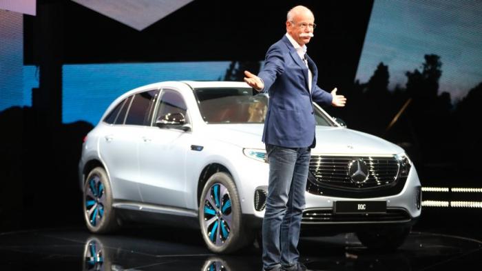 Daimler-Chefwechsel in schwierigen Zeiten