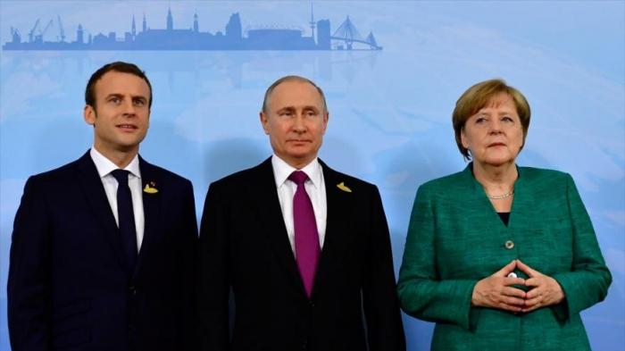 Rusia, Francia y Alemania reafirman apoyo al pacto nuclear iraní