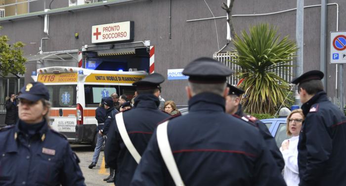 Italien: Bus mit russischen Touristen verunglückt, Todesopfer –   VIDEO