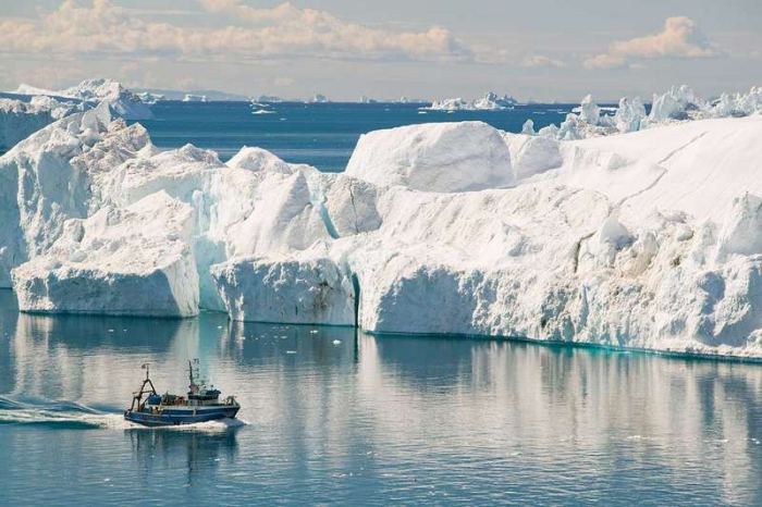 Global sea levels could rise more than two metres by 2100