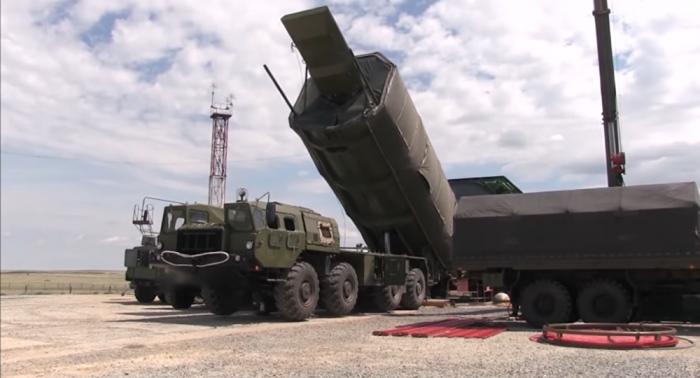 Raketentruppen Russlands erhalten Hyperschallwaffen