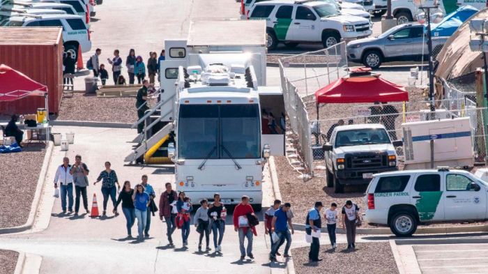 US-Armee plant Zeltstädte für Migranten