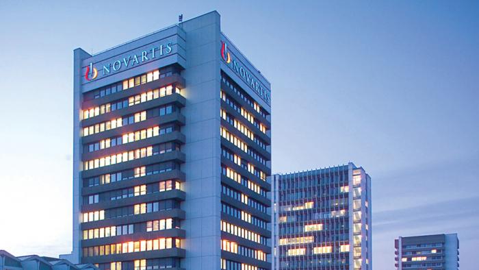 Novartis arbeitet an mehr als 25 Blockbuster-Arzneien