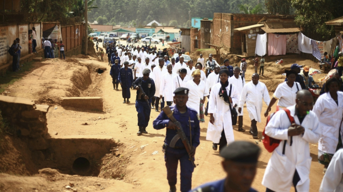 Fears of Ebola pandemic if violent attacks continue in DR Congo