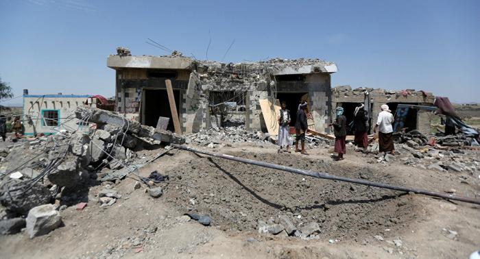 Más de 13.000 personas murieron por los ataques de Arabia Saudí contra Yemen