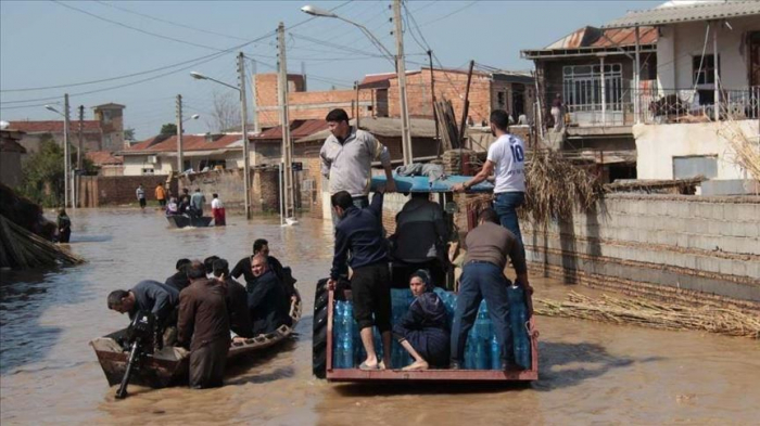 Severe rainfall, flooding kills 24 in Iran - official