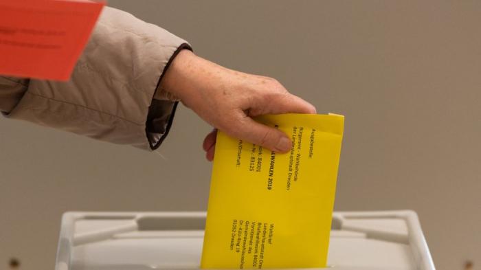 Polizei prüft Verdacht der Wahlfälschung in Sachsen