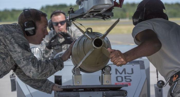 Washington bewaffnet Verbündete für schweren Erstschlag gegen Russland