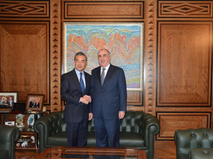 Azerbaijan, China discuss prospects for expanding co-op