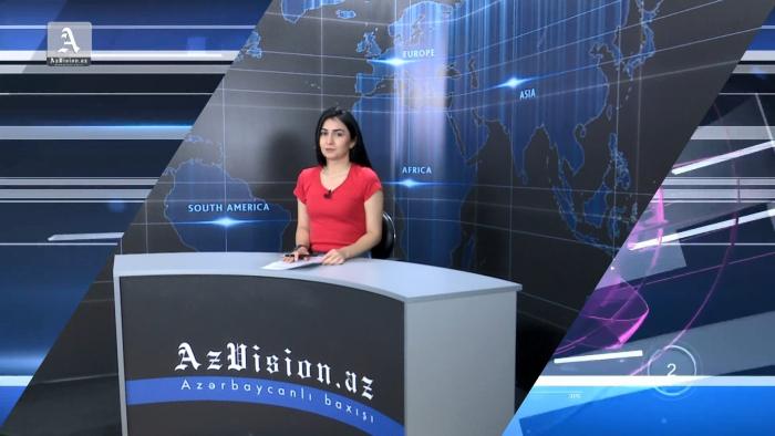 AzVision TV:  Die wichtigsten Videonachrichten des Tages auf Deutsch (23. Mai) -VIDEO