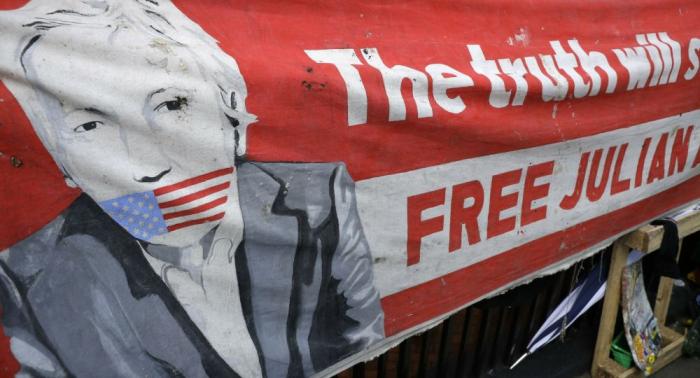 17 weitere Anschuldigungen: US-Justiz verschärft Anklage gegen Julian Assange
