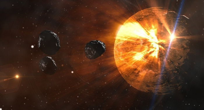 """""""Potentiell gefährlicher"""" Doppel-Asteroid nähert sich morgen der Erde"""