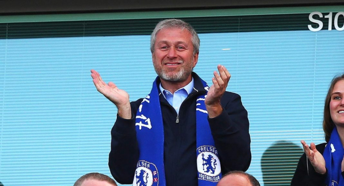 Chelsea owner Abramovich planning to visit Baku for Europa League final