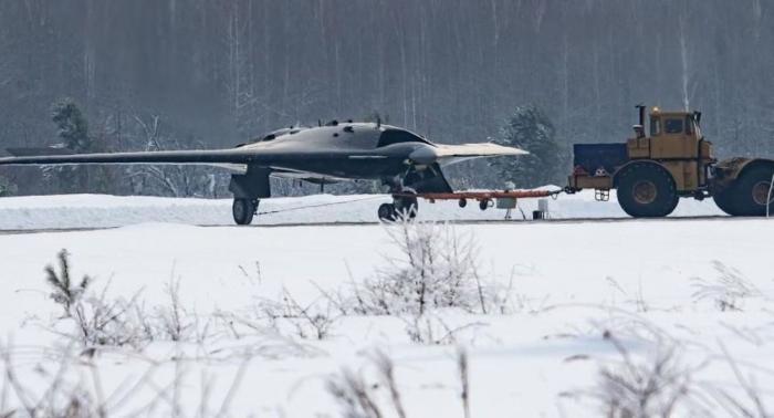 """S-70 """"Ochotnik"""": Als Jäger zu lahm, als Bomber zu schwach – gute Kampfdrohne"""