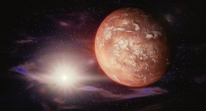 Keine Analoga auf Erde: Forscher entdecken einzigartiges Mars-Phänomen