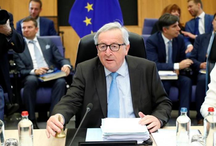 EU-Kommission - Werden gut mit Mays Nachfolger zusammenarbeiten