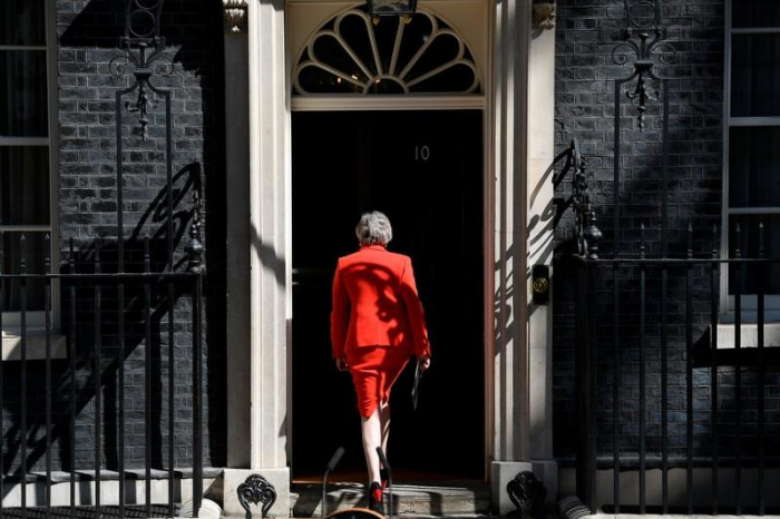 May stellt mit Rücktritt Weichen für neuen Brexit-Streit mit EU