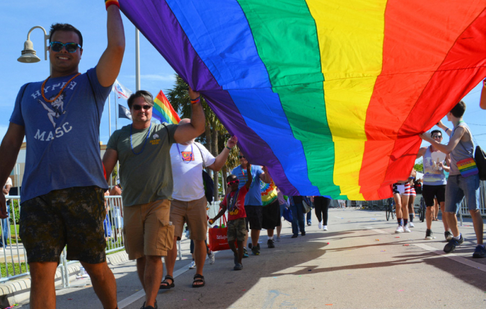 Brazil's top court votes to make homophobia illegal