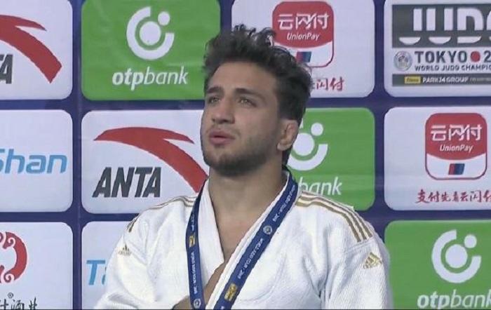 Hidayət Heydərov Çində qızıl medal qazandı