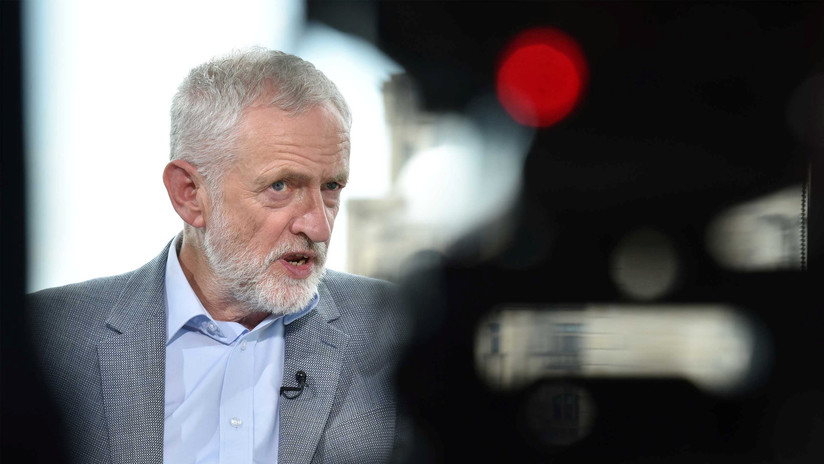 El líder laborista Jeremy Corbyn insta a convocar elecciones generales inmediatas tras el anuncio de dimisión de Theresa May