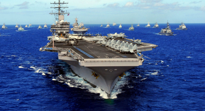 Schlacht im Pazifik: US Navy könnte Chabarowsk locker vernichten, aber…