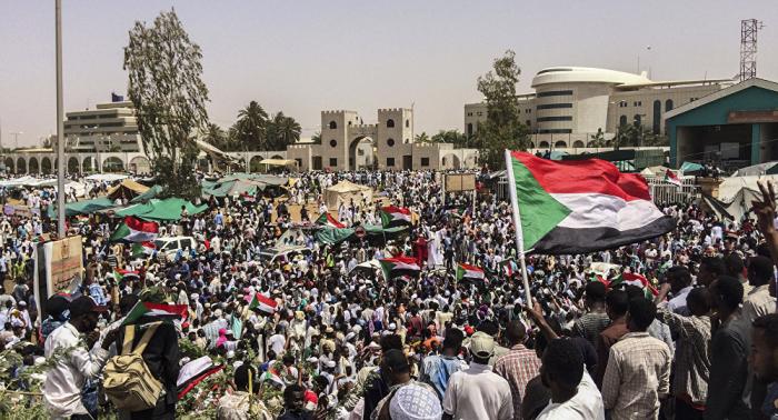 La coalición opositora de Sudán convoca una huelga general de dos días