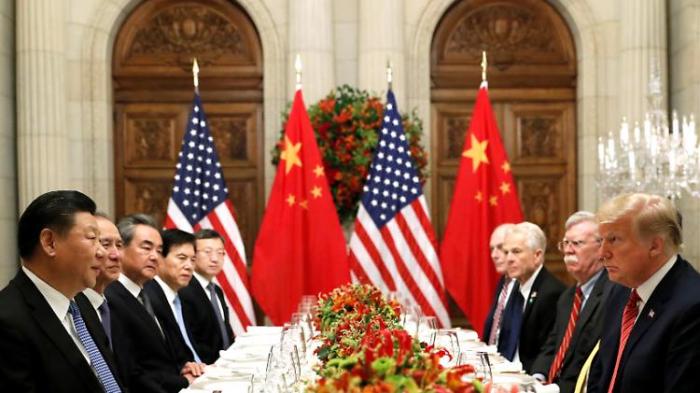 Zwischen USA und China tobt ein Kalter Krieg