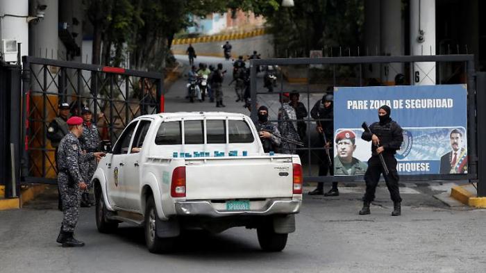 30 Tote bei Gefängnisrevolte in Venezuela