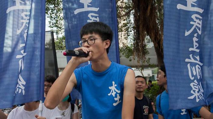 Hongkong bestellt deutschen Konsul ein
