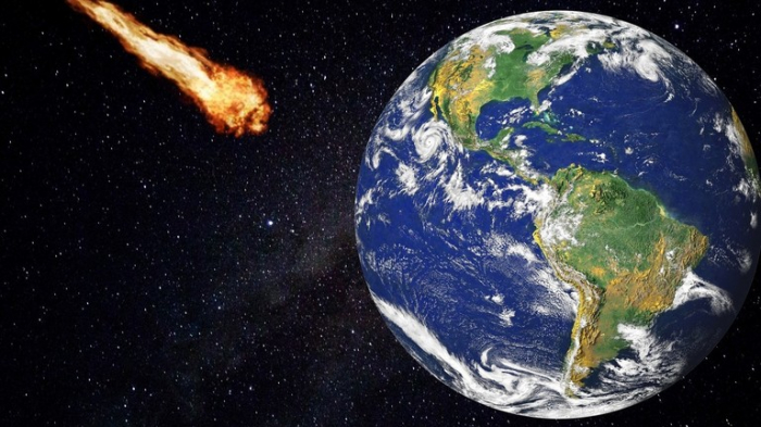 Asteroid so large it has its own moon set to whizz by Earth this weekend -  VIDEO