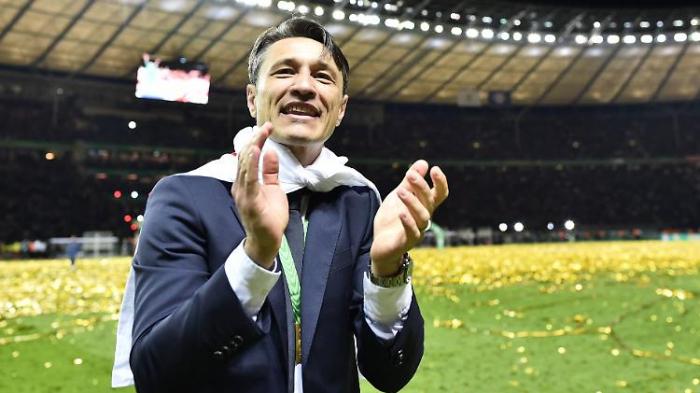 Bayern zeigen Klasse, Kovac lässt sich feiern