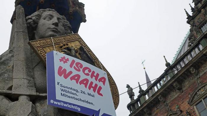Bremen steht vor politischem Beben