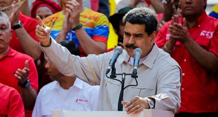 Maduro exhorta a los venezolanos a prepararse para un combate con EEUU