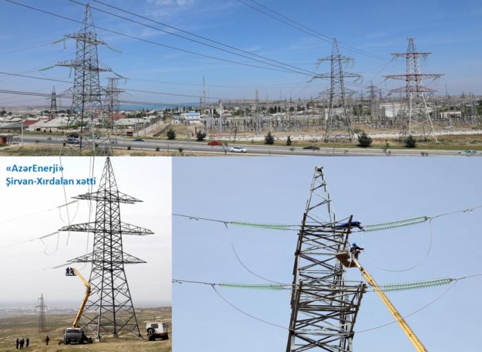 Paytaxtın elektrik enerjisi ilə təchizatı yaxşılaşdırılıb