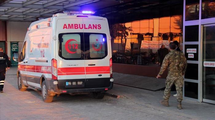 Turkish soldier martyred in PKK attack in NW Syria