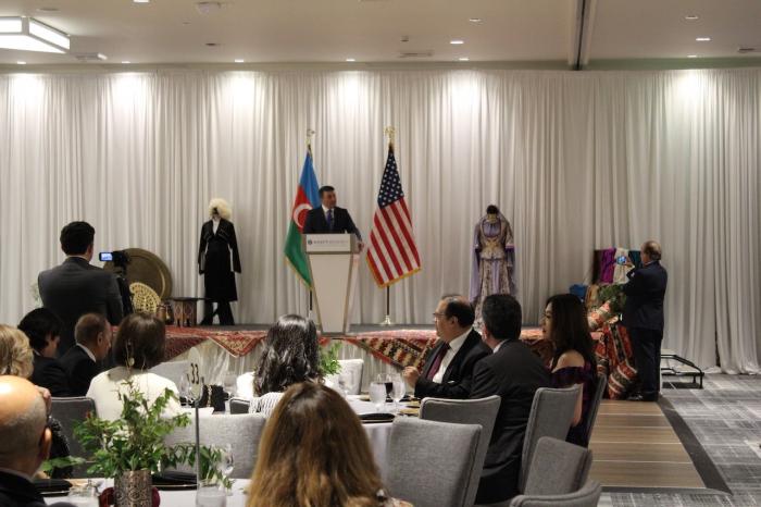 Azerbaijan's Republic Day celebrated in Los Angeles -  PHOTOS+VIDEO