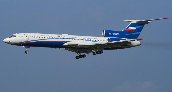 Russland wird die USA und Estland aus der Luft beobachten